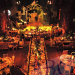 Enchanted forest / garden Bat Mitzvah